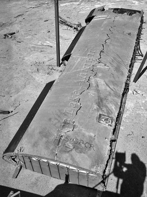 B-29A outer wing panels