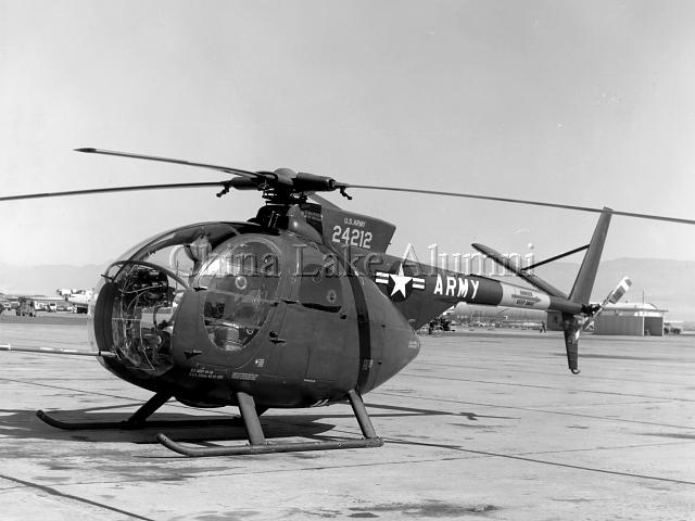 OH-6A Cayuse s/n 62-4212