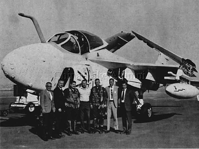 A-6B Intruder buyoff